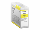 Epson ink cartridge yellow T 850 80 ml               T 8504