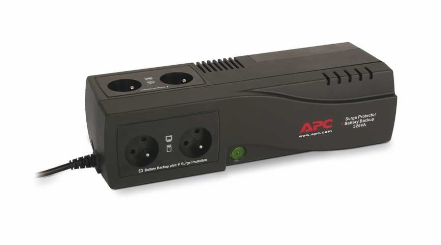 APC Surge Protection Backup 325VA