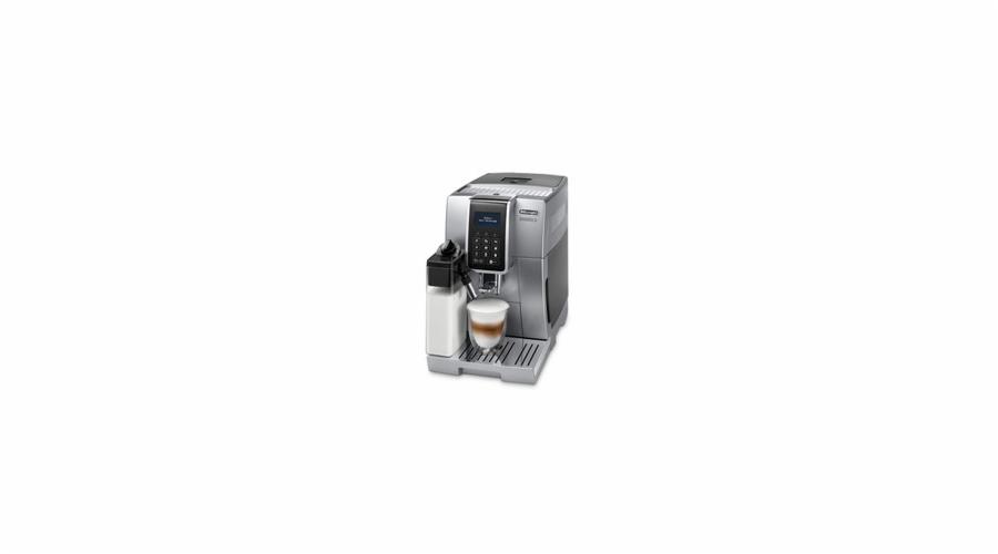 DeLonghi ECAM 350.75.SB Dinamica Kaffeevollautomat Silber-Schwarz