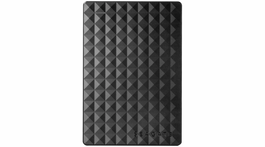 Seagate Expansion Portable - 4TB/USB 3.0/Black