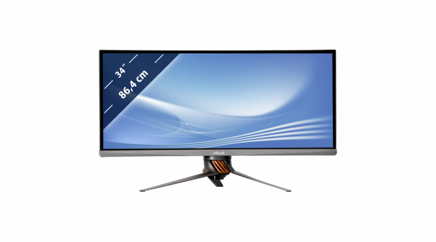 Asus PG348Q Curved