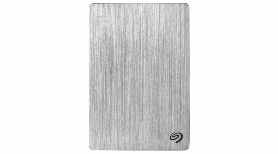 Seagate Backup Plus silver 4TB Portable
