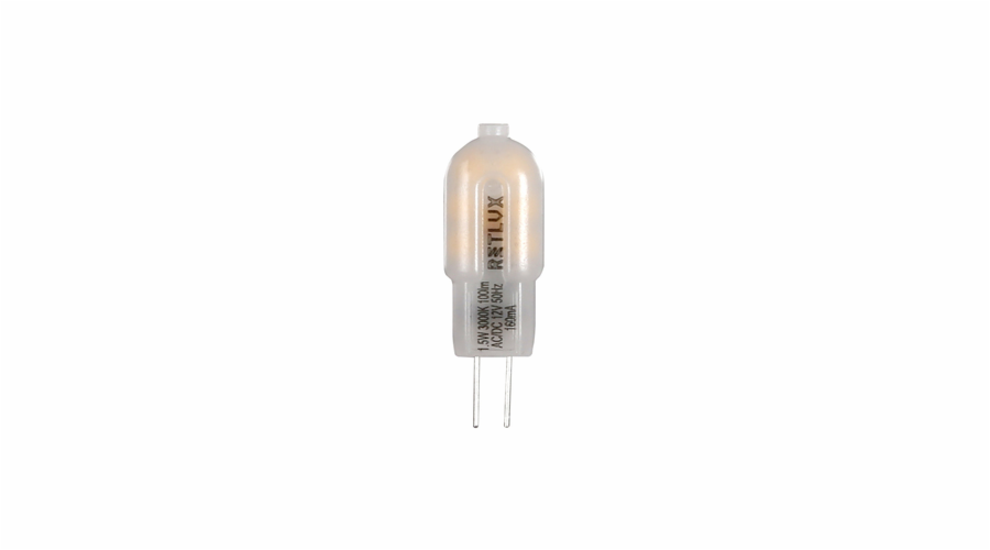 RLL 289 G4 1,5 W LED 12V WW RETLUX