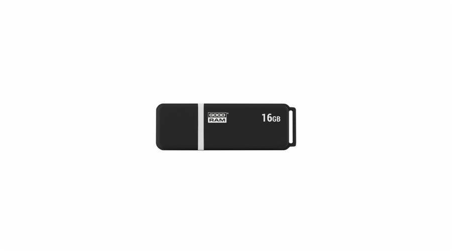 USB FD 16GB UMO graphite USB 2.0 GOODRAM