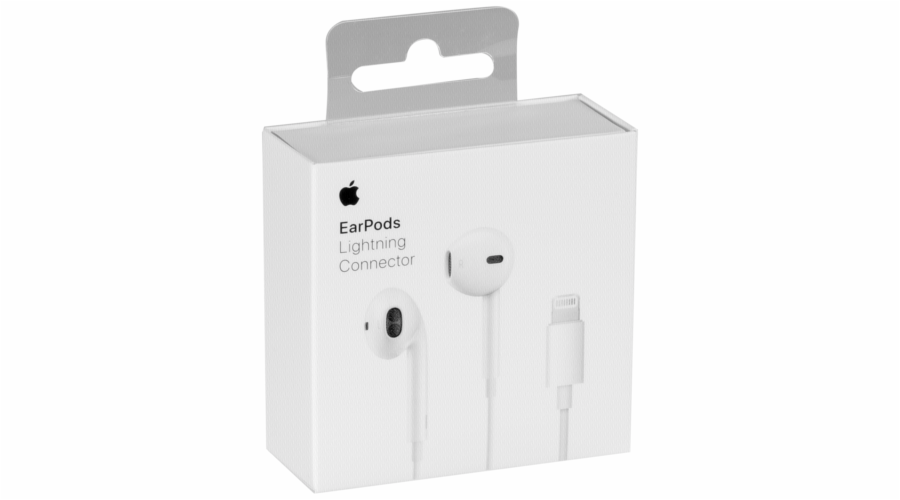 Apple EarPods s Lightning konektorem MMTN2ZM/A
