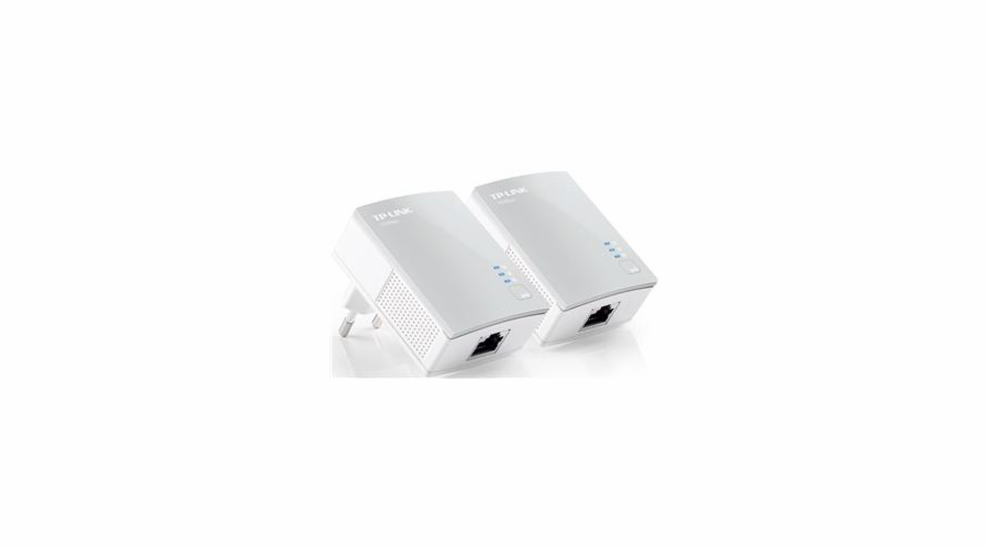 TP-Link TL-PA4010 600Mbps Powerline Starter Kit