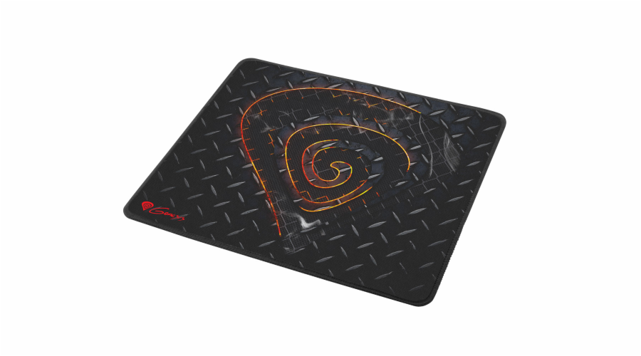 Herní podložka pod myš Genesis Carbon 500 M Steel (M12 STEEL), 30x25cm