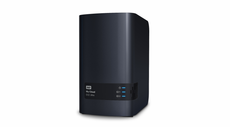 "NAS 3.5"" WD My Cloud EX2 Ultra NAS LAN"