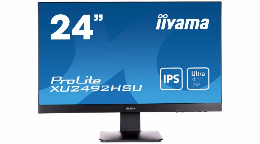Monitor Iiyama XU2492HSU 24inch IPS Full HD HDMI USB
