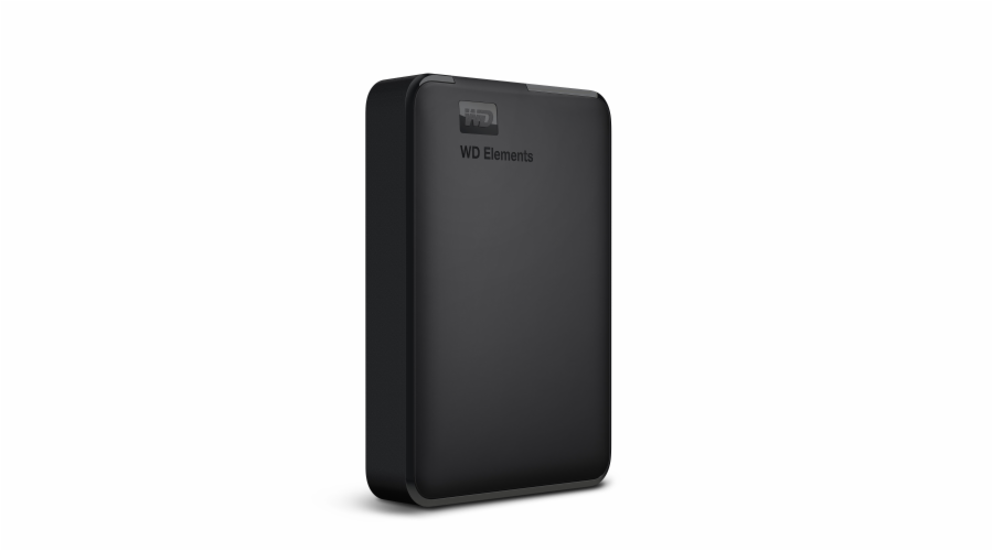 WD Elements Portable 4TB, WDBU6Y0040BBK-WESN