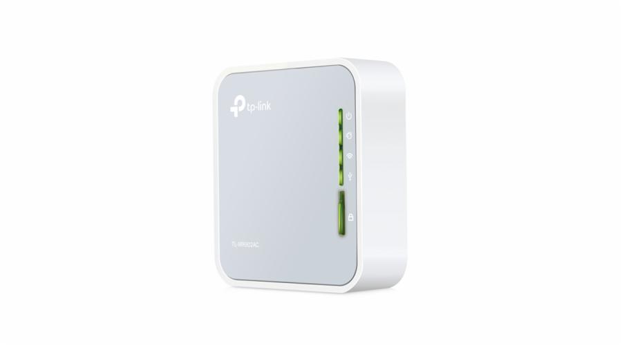 TP-LINK TL-WR902AC AC750 Mini pocket Router