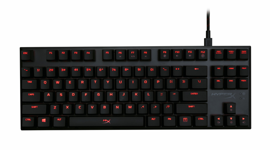 HyperX Alloy FPS Pro Mechanical Gaming Keyboard,MX Red-US2