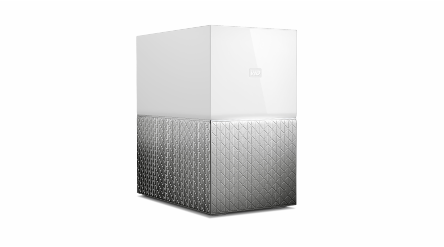 "WD My Cloud HOME DUO 4TB (2x2TB),Ext. 3.5"" RJ45 (GLAN), USB 3.0,NAS"