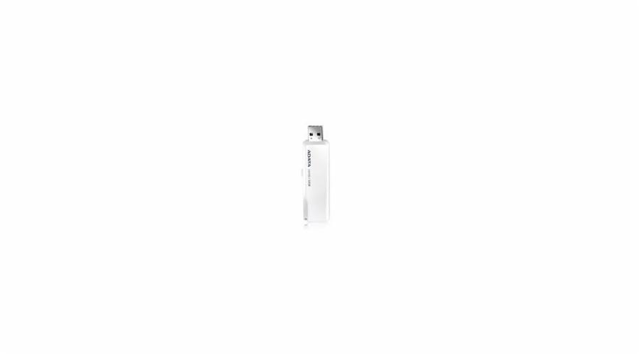 ADATA flash disk 16GB UV110 USB 2.0 bílý
