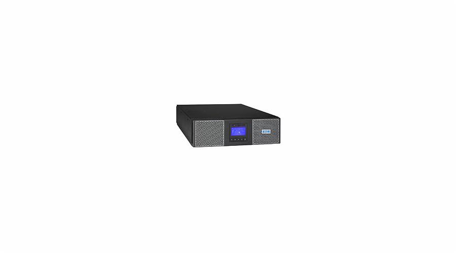 EATON UPS 9PX 6000i Netpack, On-line, Rack 3U/Tower, 6kVA/5,4kW, svorkovnice + výstup 8/2x IEC C13/C