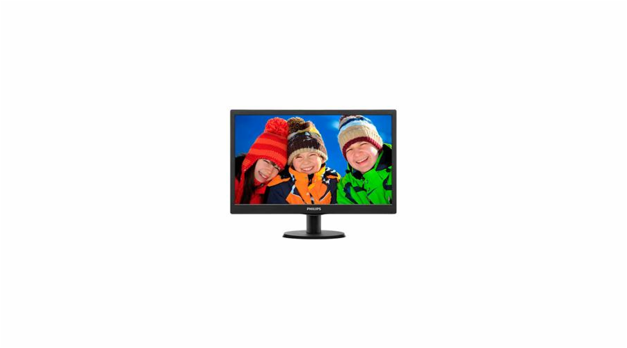 "Philips 203V5LSB26/10 19.5"" LED 1600x900 10 000 000:1 5ms 200cd černý"