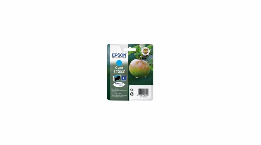 Epson ink cartridge cyan DURABrite T 129 T 1292