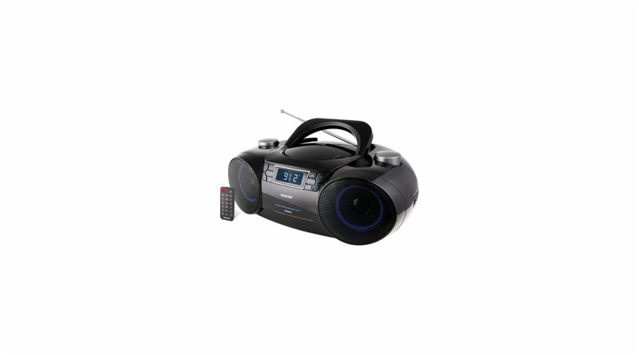 SPT 4700 RADIO S CD/MP3/USB/SD/BT SENCOR