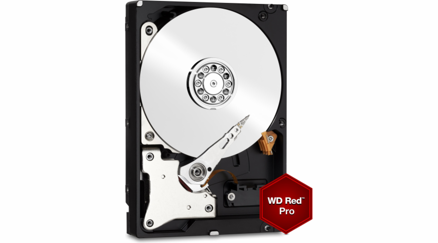 WD RED Pro NAS WD4003FFBX 4TB SATAIII/600 256MB cache