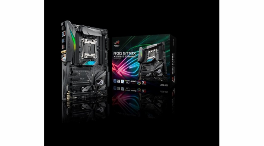 ASUS ROG STRIX X299-EGAMING soc.2066 DDR4 ATX 4xPCIe USB3 GL WL BT