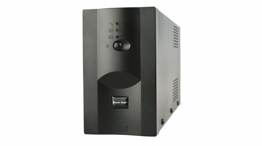 Energenie by Gembird UPS-PC-850AP 850VA UPS s AVR, advanced, eng. manuál