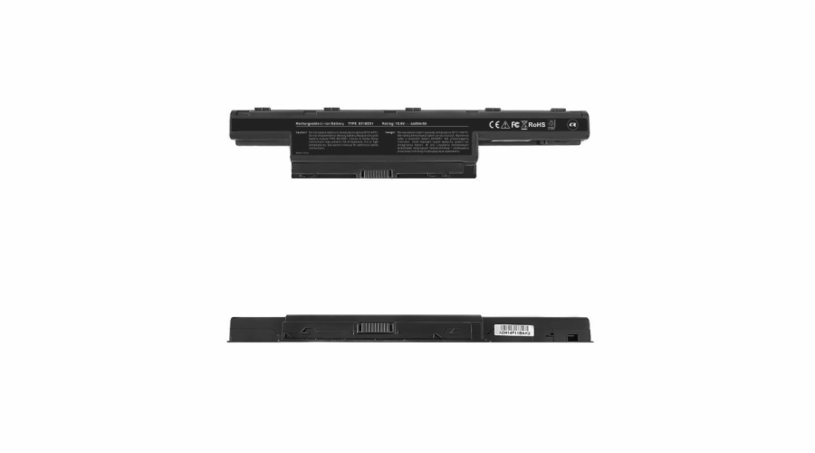 Qoltec Long Life baterie pro notebooky Acer Aspire AS10D31 | 11.1V | 4400mAh
