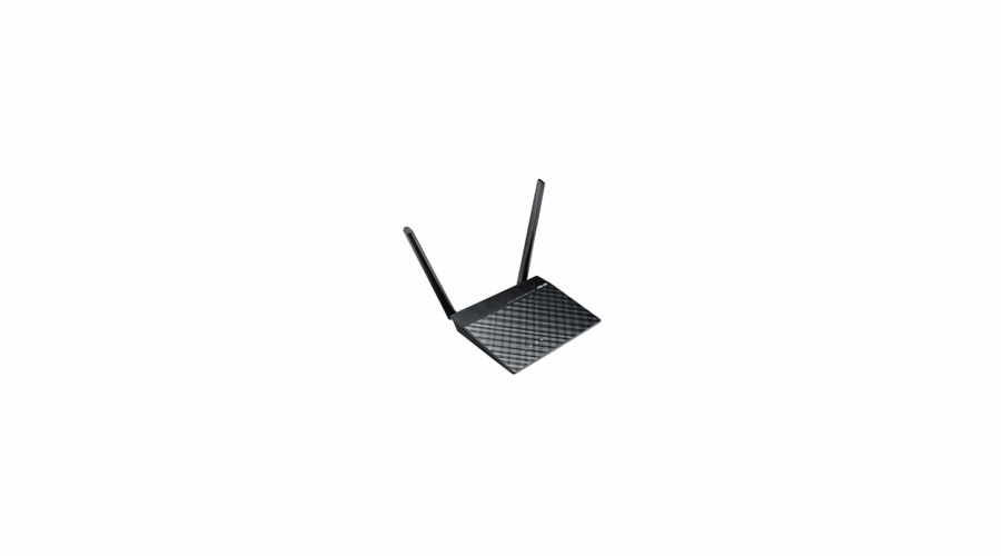 ASUS RT-N12PLUS B1 Wireless N300 Router/AP/Extender, 4x 10/100, 2x 5 dBi anténa