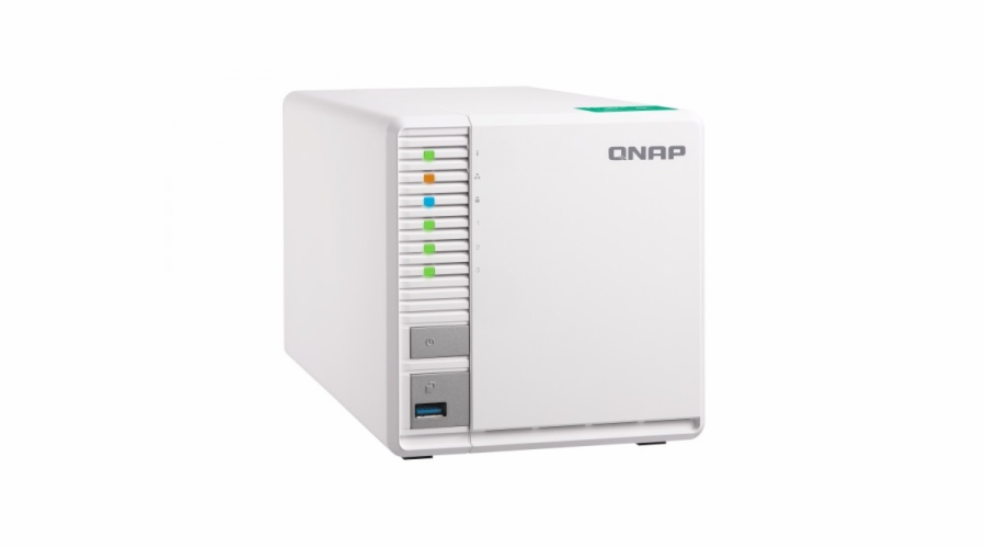 QNAP TS-328 Turbo NAS server, 1,4 GHz QC/2GB/3xHDD/SSD/2xGL/USB 3.0/R5/
