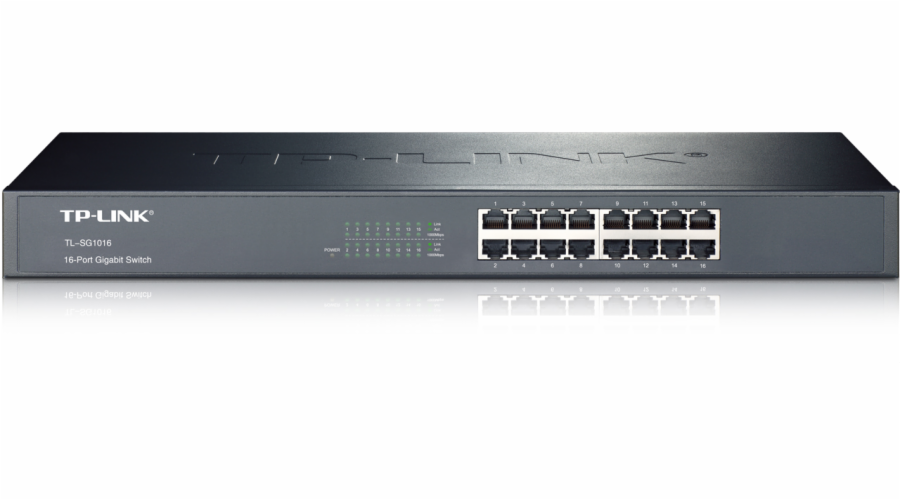 TP-Link TL-SG1016 19'' Rackmount Switch 16x10/100/1000Mbps
