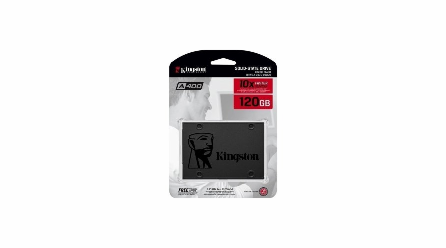 Kingston A400 120GB, SA400S37/120G