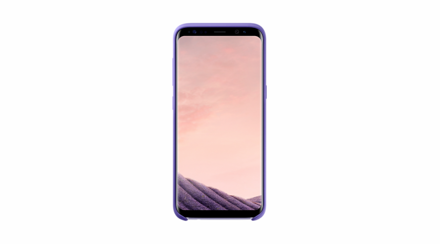 Samsung Silicone Cover pro S8 (G950) Violet