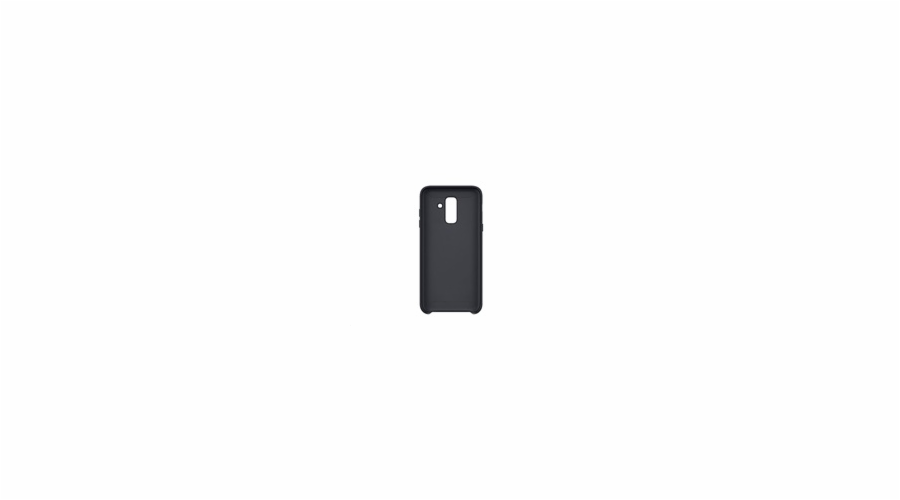 Samsung Dual Layer Cover for Galaxy A6 Plus 2018 black