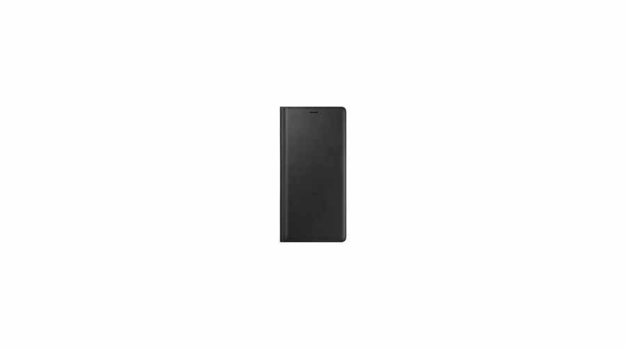 Samsung Leather View Cover for Note 9 Black EF-WN960