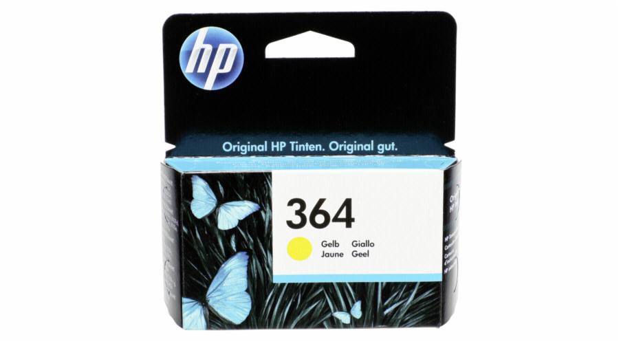 HP CB320EE, č.364, žlutá