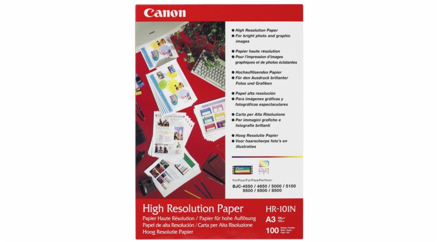 Canon HR 101 N A 3, 100 listu Fotopapir 106 g