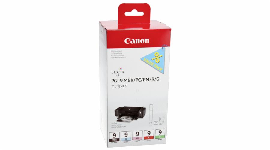 Canon PGI-9 Multi Pack MBK/PC/PM/R/G