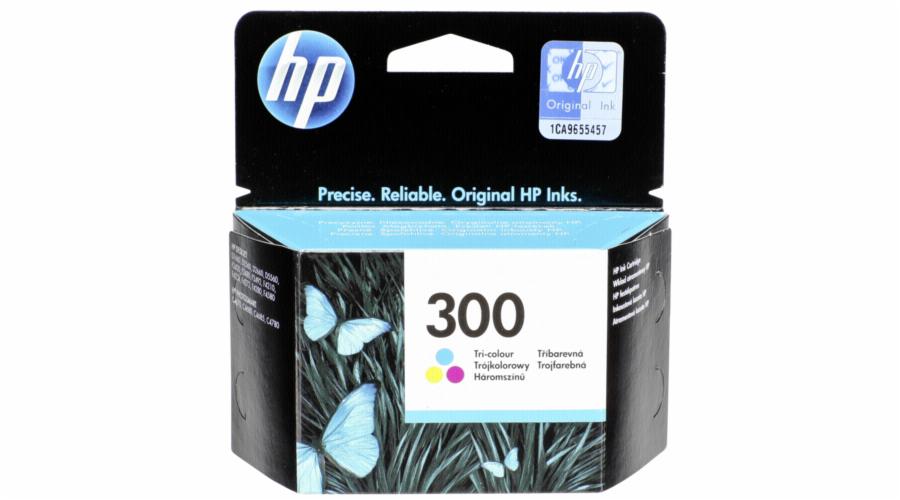 HP CC 643 EE cartridge 3barvy No. 300