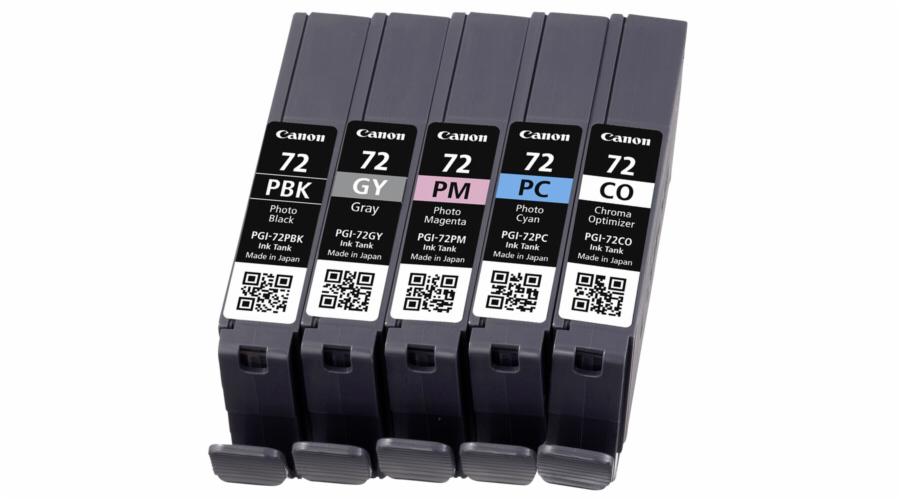 Canon PGI-72 PBK/GY/PM/PC/CO Multipack