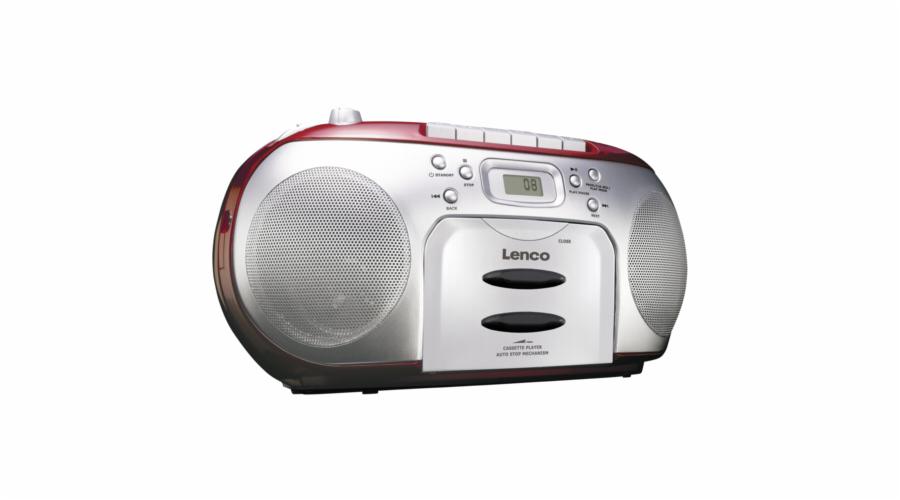 Lenco SCD-420 red