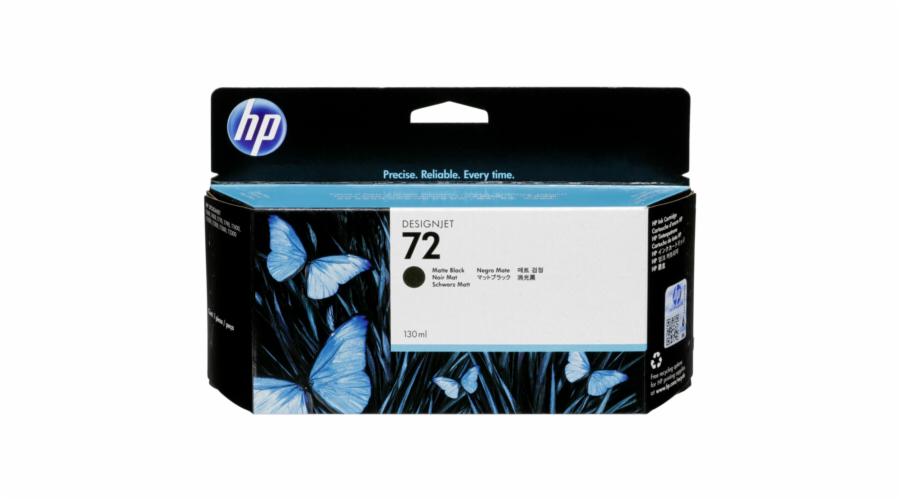 HP C 9403 A ink cartridge black matt Vivera No. 72