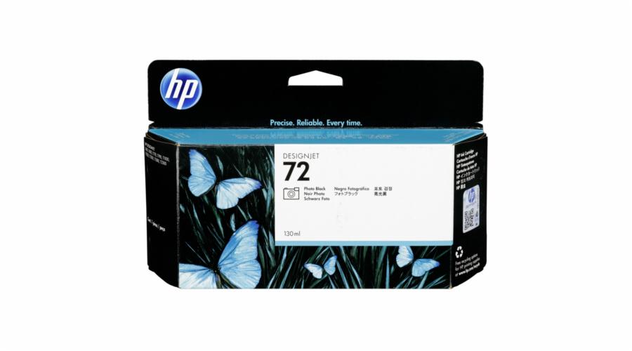 HP C 9370 A ink cartridge photo black Vivera No. 72