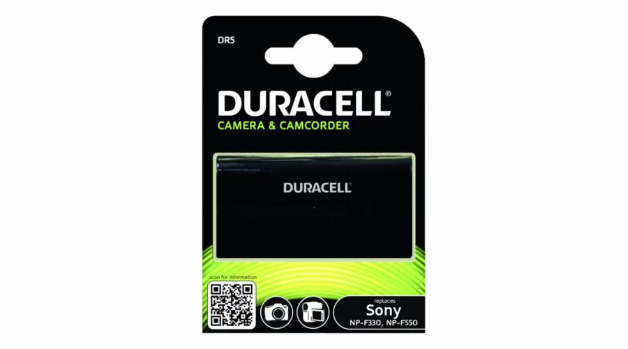 Duracell Li-Ion aku 2600 mah pro Sony NP-F330