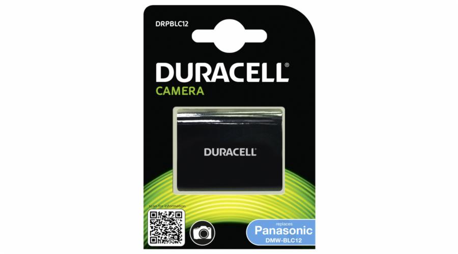 Duracell Li-Ion Akku 950 mAh for Panasonic DMW-BLC12