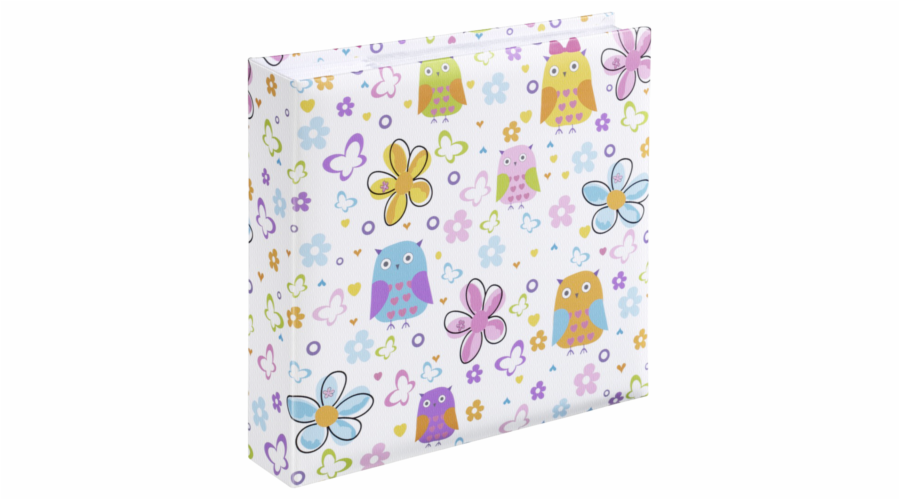 Hama Ayleen Slip-In/Memo 10x15 200 photos Baby/Owl family 2241