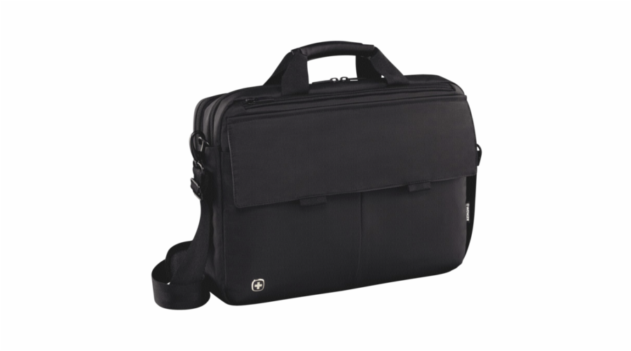 d592f6930a100 Wenger Route 16 Laptop Messenger black
