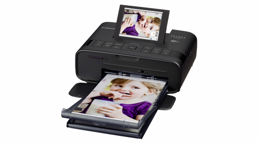 Canon Selphy CP-1300 black