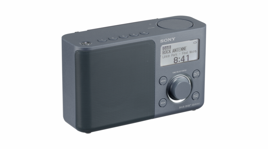 Sony XDR-S61DL blue