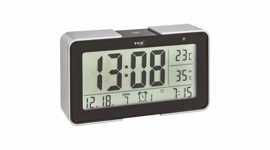 TFA 60.2540.01 Melody Wireless Alarm Clock