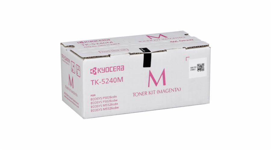 Kyocera Toner TK-5240 M magenta