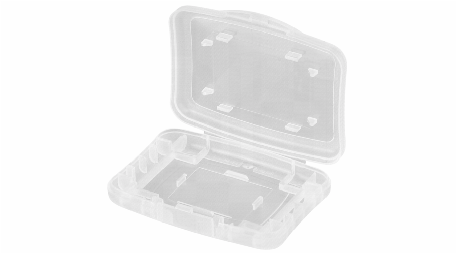 Hama Card Box 6in1 transparent 49924